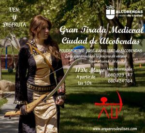 Gran Tirada Med Ciudad de Alcobendas 2014